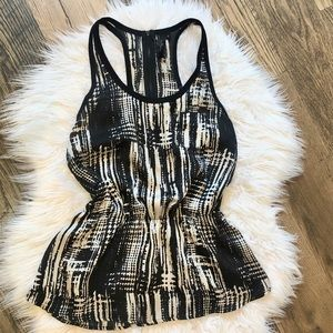 Fit and flair top